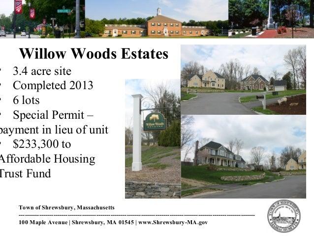 Town Of Shrewsbury Building Permit