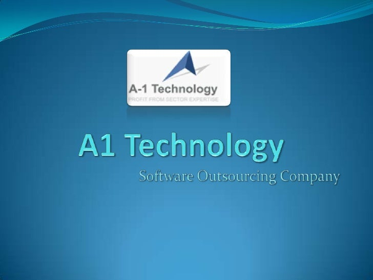 A1 Technology<br />Software Outsourcing Company<br />