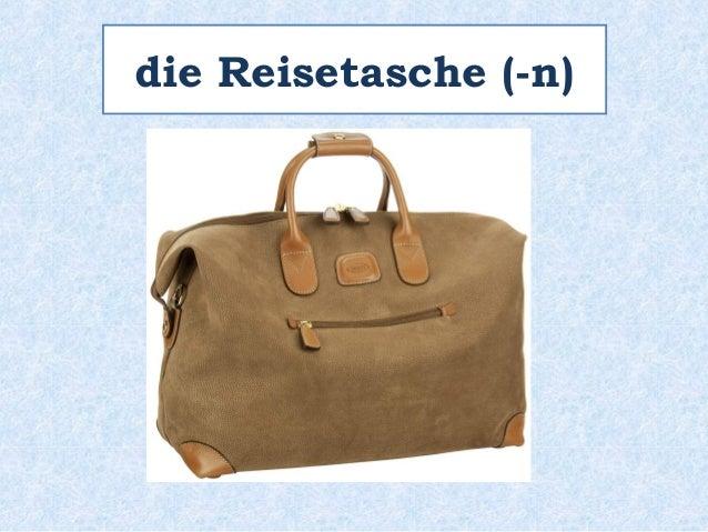 die Reisetasche (-n)