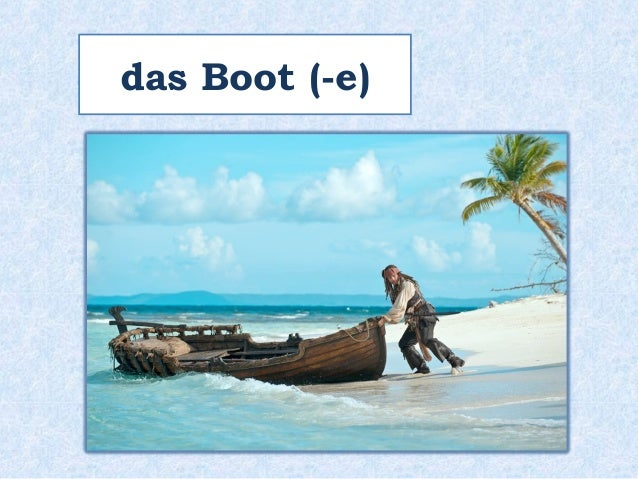 das Boot (-e)