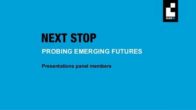 EMERGING FUTURES Reon Brand   Philips Design