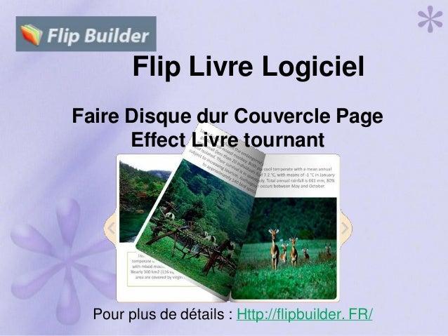 Flip Livre Logiciel Faire Disque dur Couvercle Page Effect Livre tournant Pour plus de détails : Http://flipbuilder. FR/