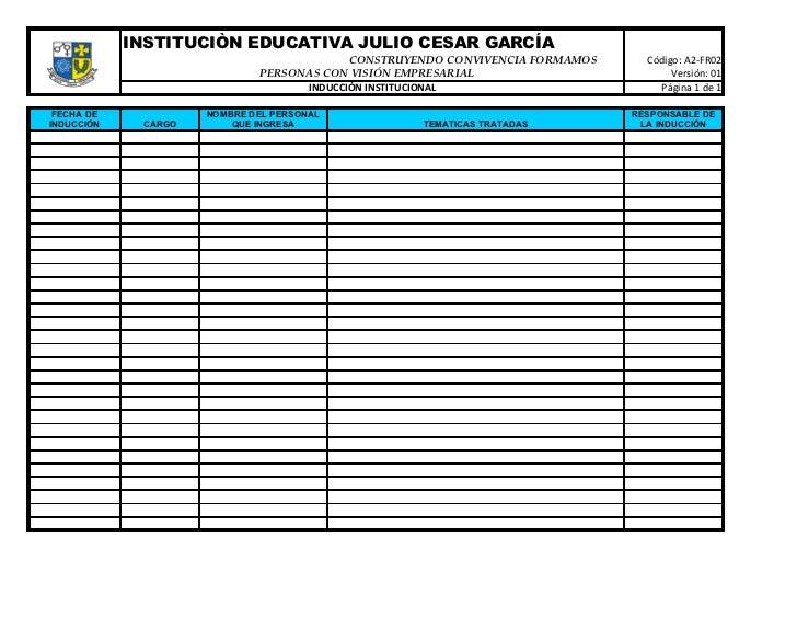 INSTITUCIÒN EDUCATIVA JULIO CESAR GARCÍA                                          CONSTRUYENDO CONVIVENCIA FORMAMOS     Có...