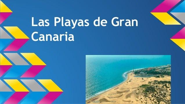 Las Playas de Gran Canaria