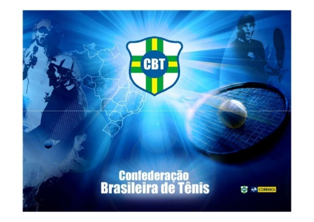 KEY POINTS – SUMMARY  WHO WE ARE  The Brazilian Tennis Federation (CBT), is the entity in Brazil with the MISSION OF:  •ov...