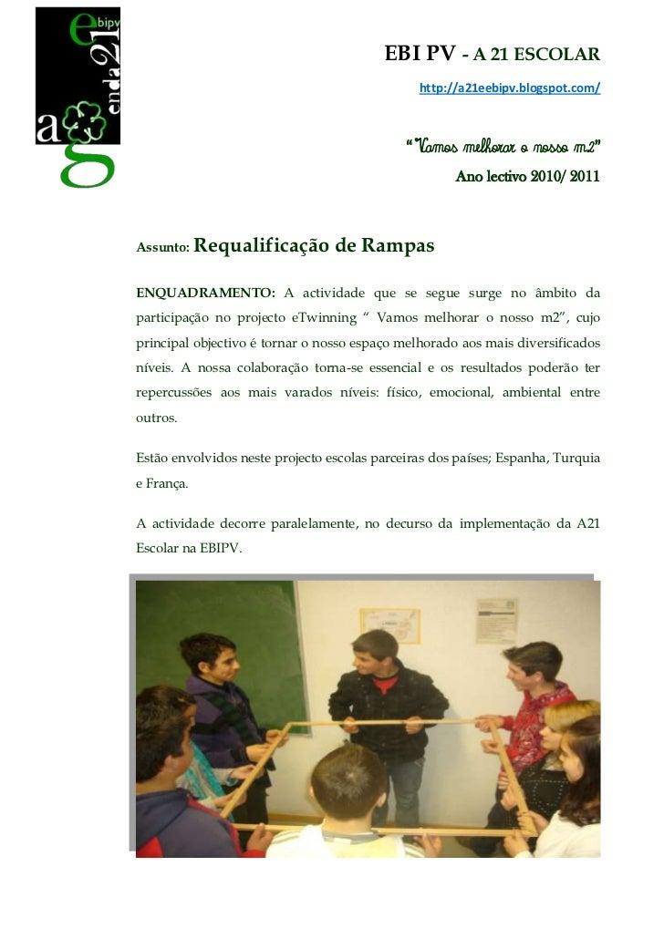 EBI PV - A 21 ESCOLAR                                               http://a21eebipv.blogspot.com/                        ...