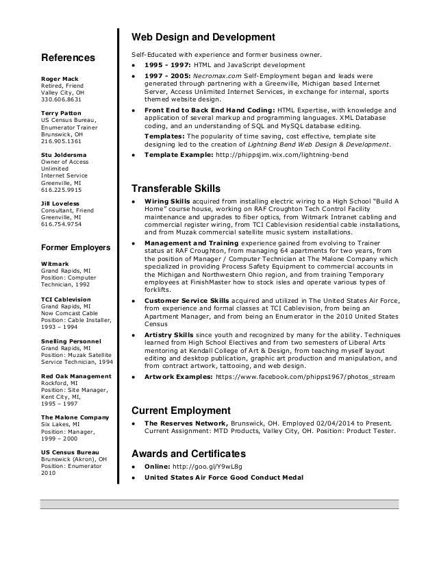resume 2015001