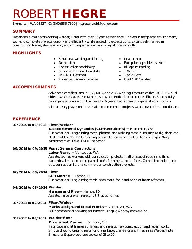 Resume pdf 12 2016 malvernweather Gallery