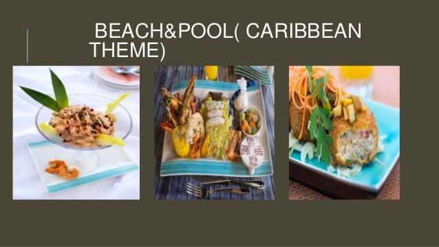 BEACH&POOL( CARIBBEAN THEME)