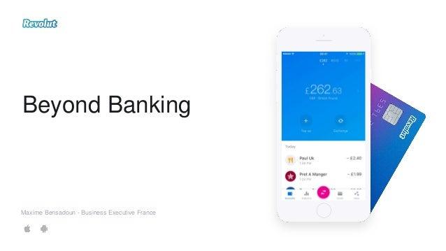 Beyond Banking Maxime Bensadoun - Business Executive France