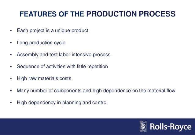Rolls royce case study