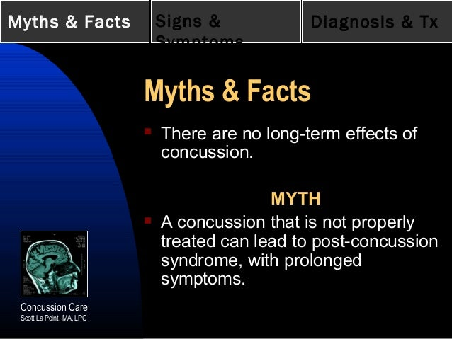 the long term effects of concussions in Visual: one of the more common long-term effects of concussions is that of distorted visual processing if you were hit on the back of your head (occipital region), this can cause damage to the occipital lobe.