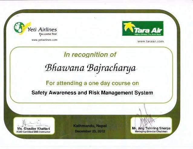 """Yeti Airlines YO-LI C<Offlt"""" f1rst .. %'!/~~ow.~·ellatrllnes.{l!::t -I'IW .1araa1rA:ol'i In recognition of 'Biiawana 'Bajr..."""