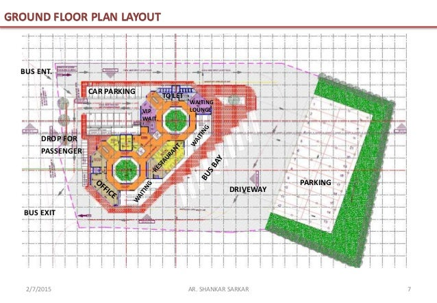 Bus Depot Design Presentation