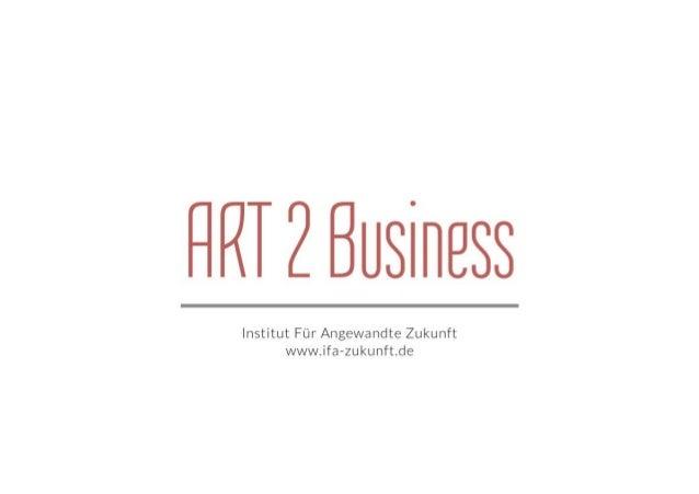HRT 2 Business  lnstitut Für Angewandte Zukunft www. ifa-zukunft. de