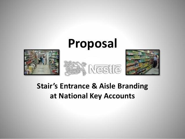 Nestle Pakistan - Key Accounts, Large Groceries, General