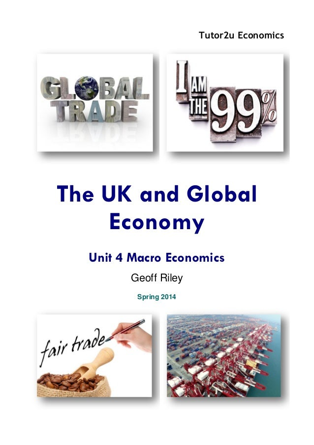 u s and global economics essay