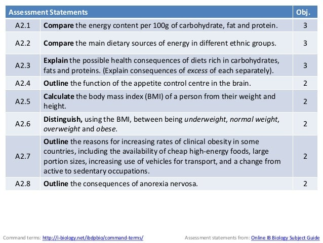 A2 Energy in Human Diets Slide 2