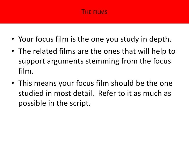 film studies small scale research project Small scale research project guide - free download as pdf file (pdf), text file (txt) or read online for free wjec advice for research project film studies.