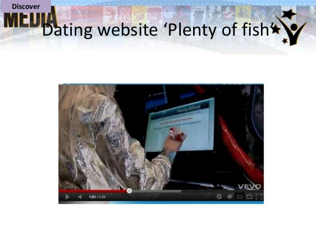 Dating website 'Plenty of fish' Discover ...