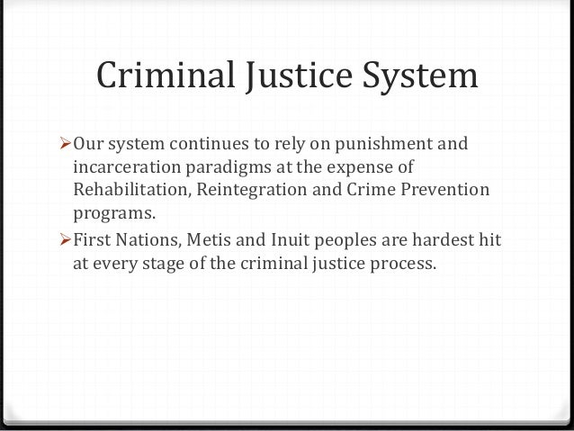 punishment or rehabilitation essay Very good essay on rehabilitation of criminals, but there is always 2 sides of a story and this essay seems to forget about the criminals crimes they commited and just focusing on the 'better side.