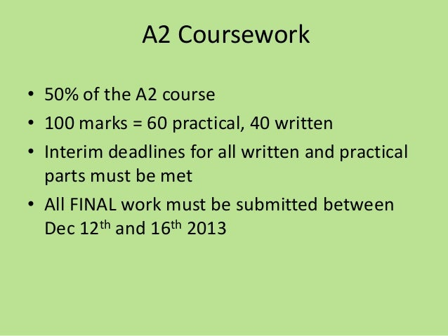 College Coursework Help Online