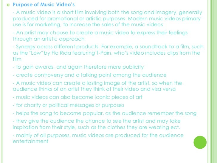 media studies coursework a2 For our a2 media studies coursework we will be creating a promotional package for the release of an album this will include creating a music promo video together.
