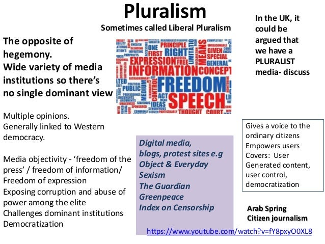 pluralism vs elitism A critique of the elitist theory of democracy  that a well developed social pluralism and an  a critique of the elitist theory of democracy.