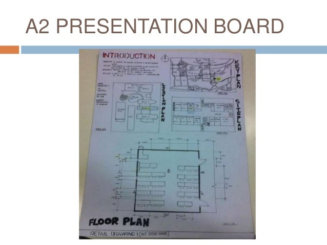 how to make a powerpoint slide a2 size