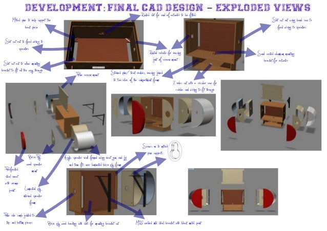 gcse graphics coursework examples