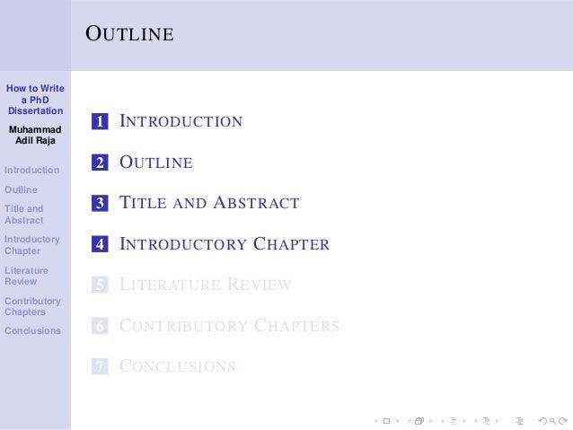 Write my thesis