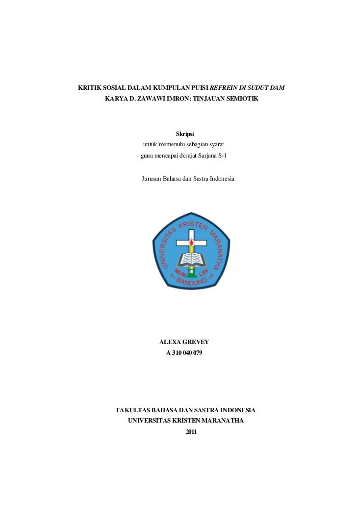 Cover Makalah Bahasa Auto Electrical Wiring Diagram
