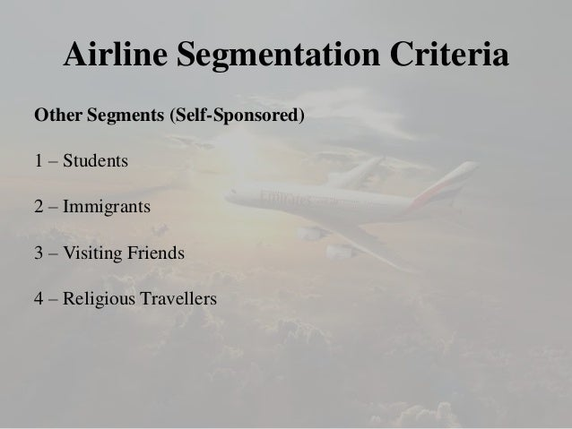emirates airline positioning strategy This paper focuses on the strategy tools of positions and positioning  airlines  positioned in the united arab emirates (uae) aviation industry exemplify a.