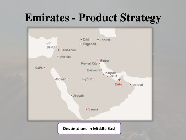 emirates airlines marketing Emirates marketing mix  to be able to complement the other components of marketing mix emirates airlines manages all its operations from the dubai airport and .