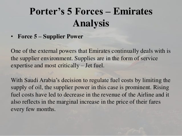 Etihad Airways SWOT Analysis, Competitors & USP