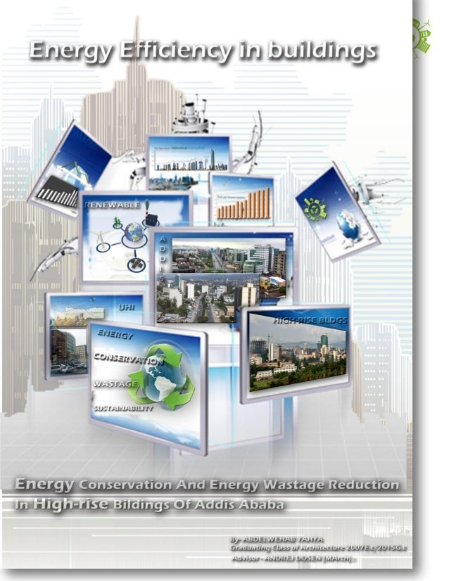 thesis on energy conservation