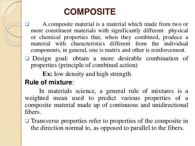 Aluminium metal matrix composites literature review