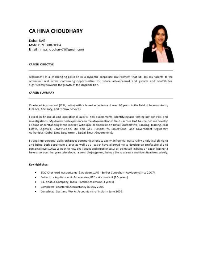 Hina CV