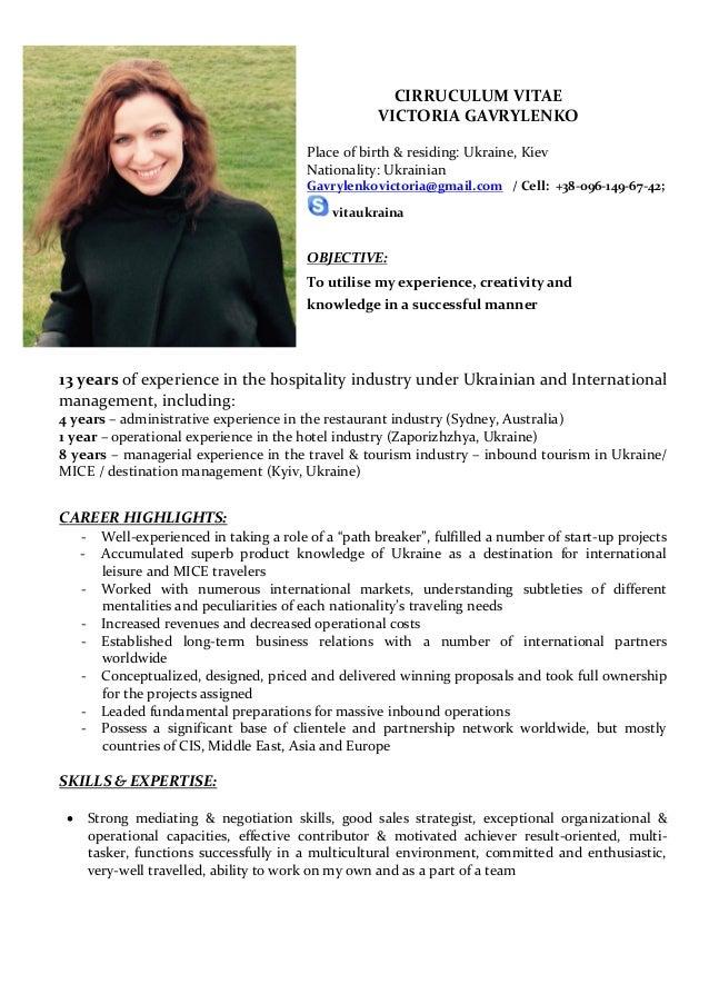 resume diploma ukraine