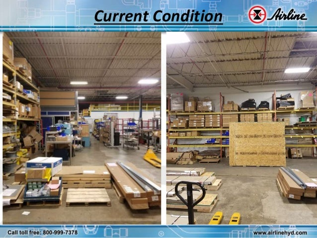A3 lean presentation cowdrick airline hydraulics automation controls 13 current condition sciox Choice Image
