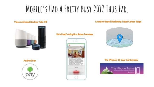Best Mobile App Marketing Of 2017 (So Far)  Slide 2