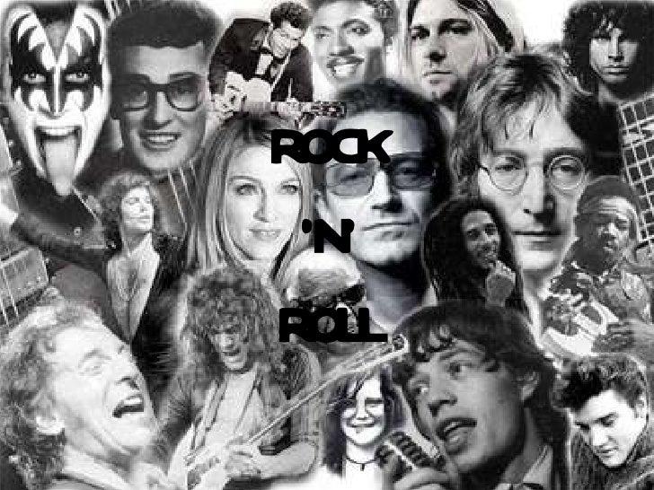 Historia del rock 39 n 39 roll for Espectaculo historia del rock