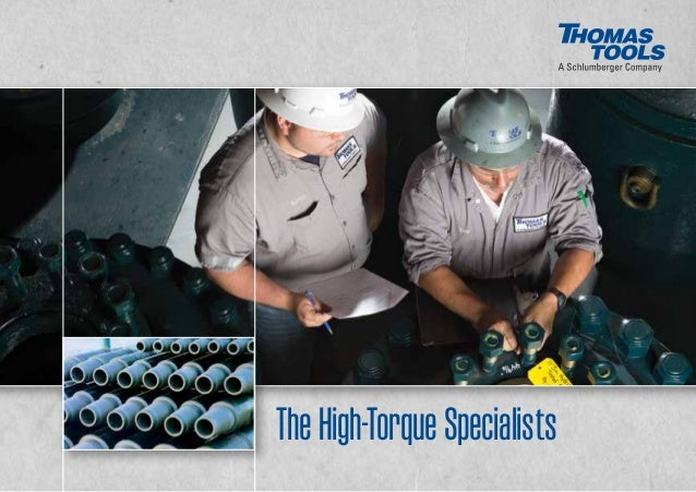 1 TheHigh-TorqueSpecialists