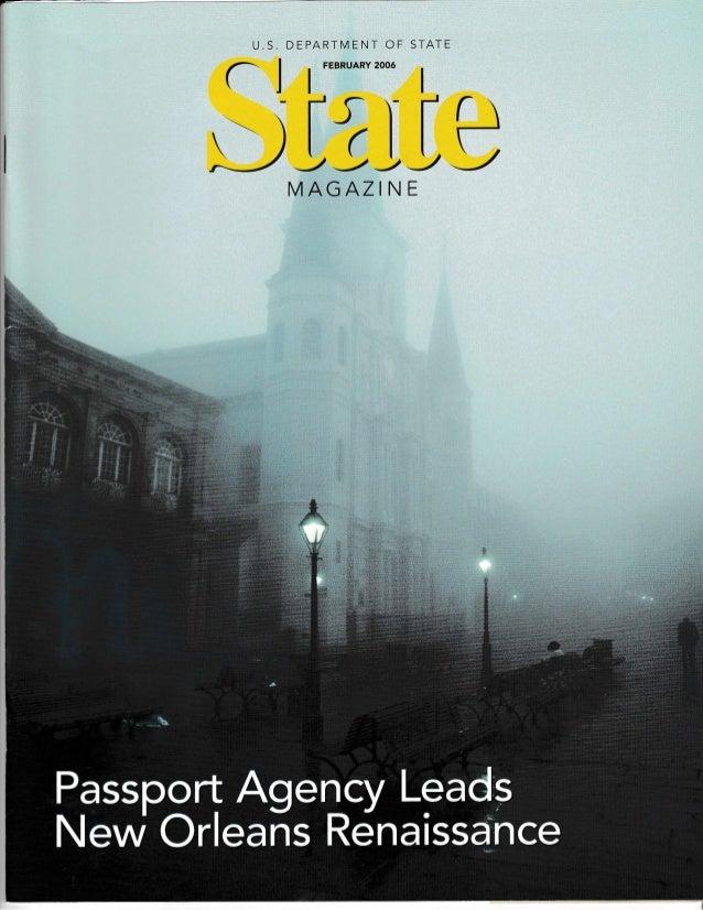 Passport New Orleans >> Wiley New Orleans Passport Office 2 2016