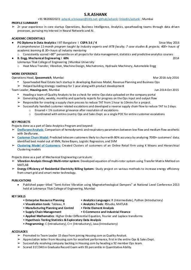 SR_Ashank_Resume