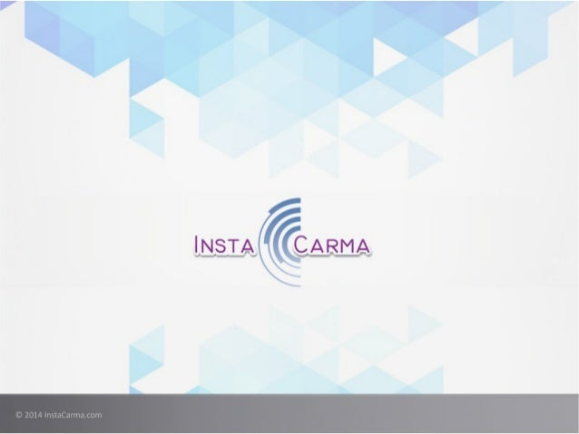 InstaCarma_PPT