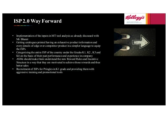 ISP 2.0 Way Forward • Implementation of the inputs in MT tool analysis as already discussed with Mr. Bharat • Getting cata...