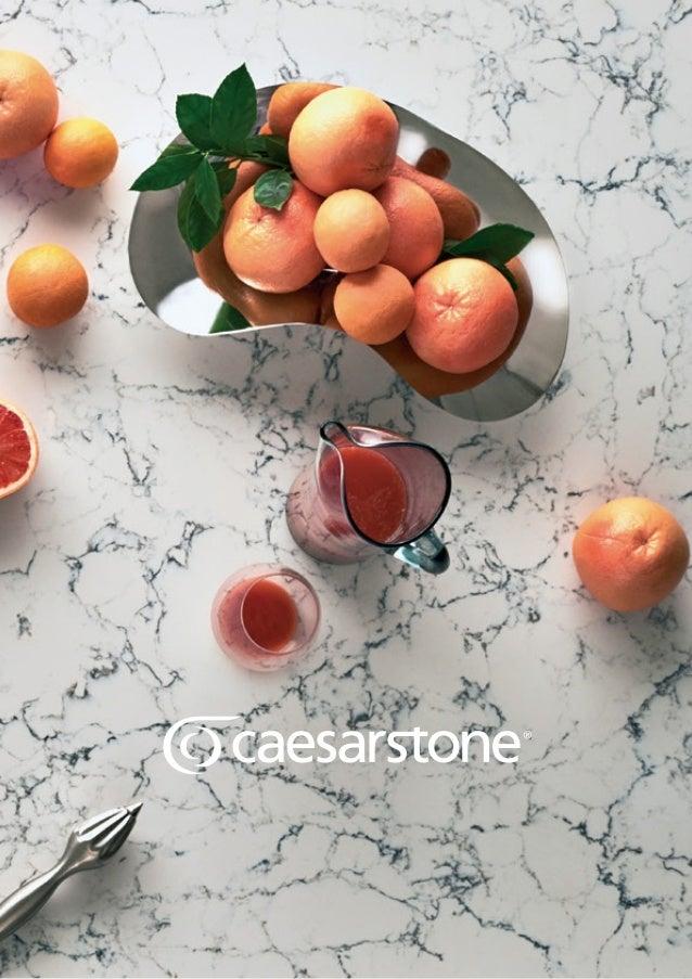 Caesarstone A4 brochure 2016_web
