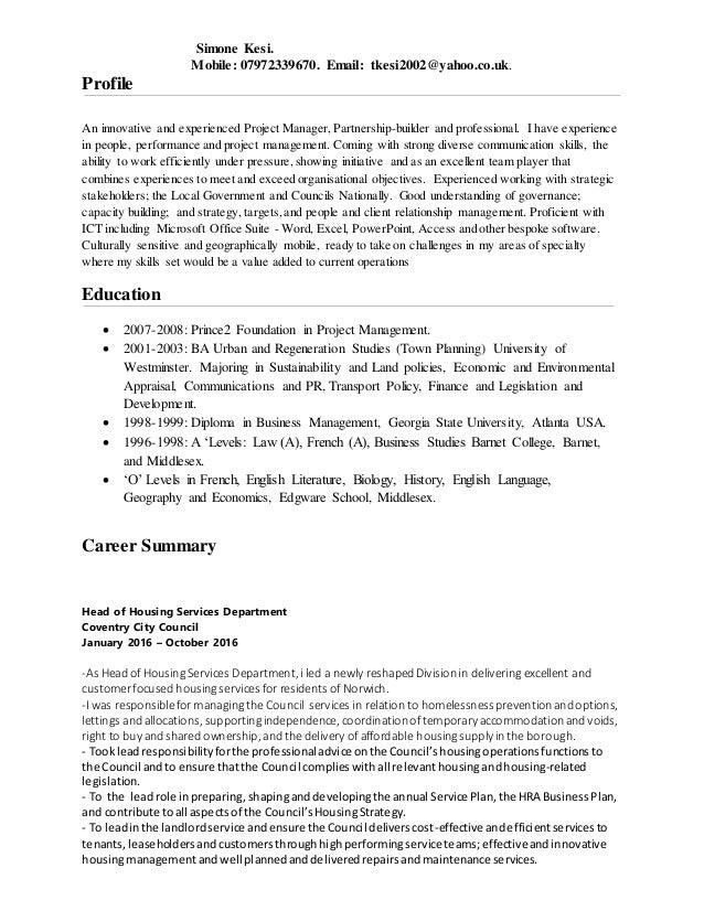 simone kesic management cv copy 2