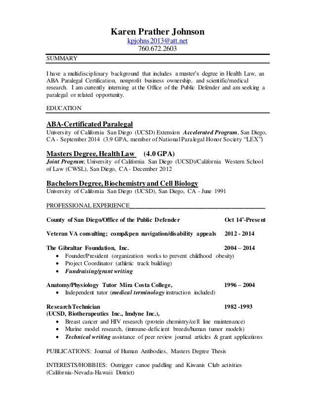 Kpj Resumebasic 11 2014